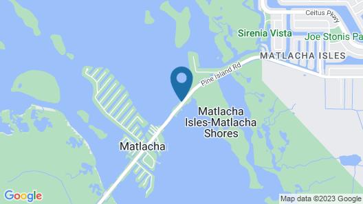 Matlacha Cove Inn Map