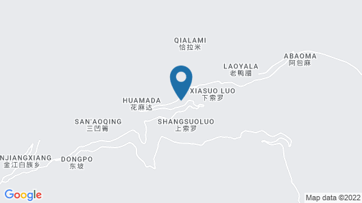 Wo Chan Inn Old Town Map