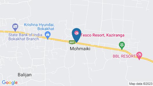 Tesco Resort Map
