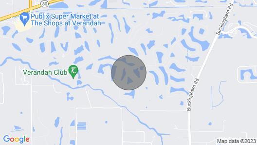New! Verandah Club Resort Retreat w/ Pool Access! Map
