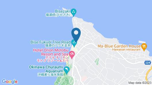Fukugi Terrace Map