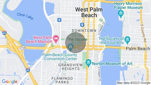 BLACKSWAN - Rosemary SQ - Three Balconies Map