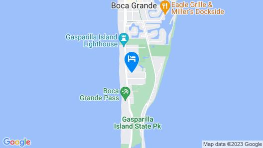 310 Gasparilla St. - 3Br Home Map
