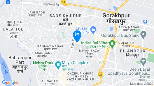 OYO 15355 Govind Guest House Map