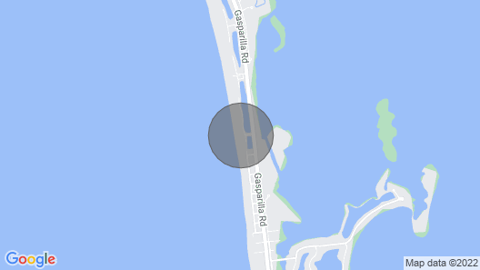 Beachfront Sanctuary Luxury 3 Bedroom Home With Pool Map