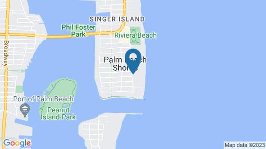 Marriott's Ocean Pointe Map