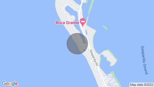 Sea Oats - 224 Beachfront Map
