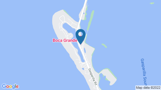 Boca Grande Resort Map