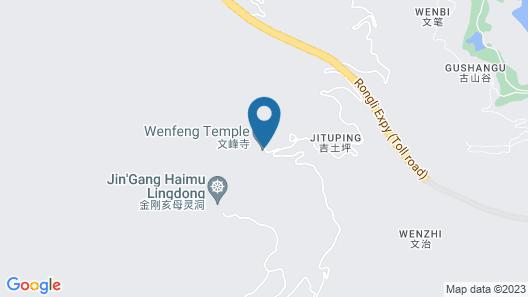 Ling Jing Boutique Inn Map