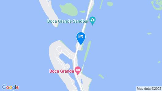Boca Grande North 32 2 Bedroom Condo Map