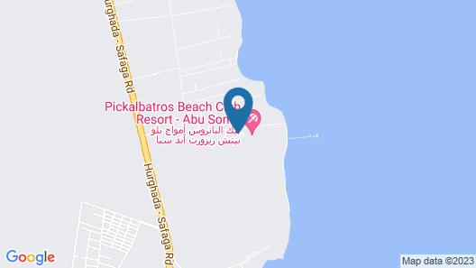 Albatros Beach Club  Map