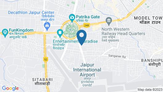 Nangi's Pride Map