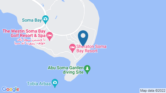 The Breakers Diving & Surfing Lodge Map