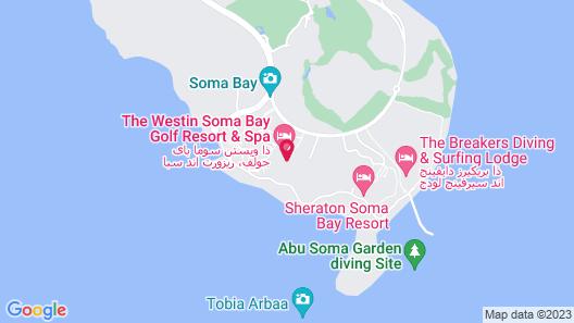 Caribbean World Resort - All-Inclusive Map