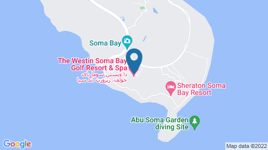 Robinson Club Soma Bay Map