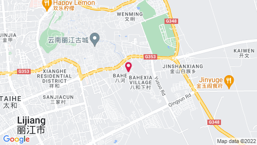 Guisu Boutique Hostel Map