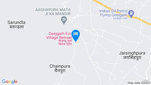 Geejgarh Eco Village by OpenSky Map