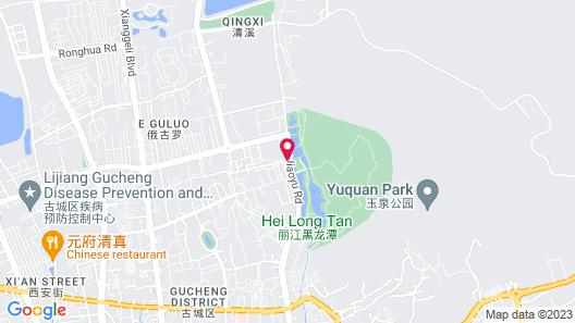 Floral Hotel · Mo Tan Lijiang Map