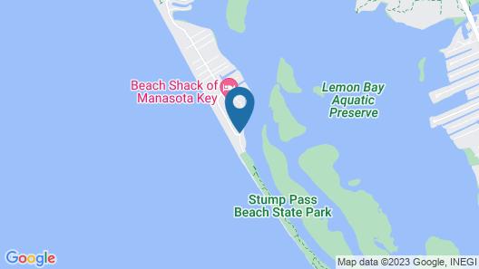 WannaB Inn Map