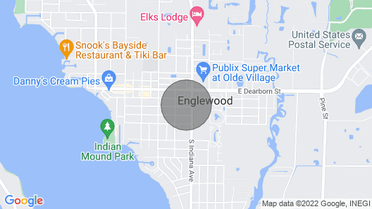 Newly Renovated Only Minutes Away From the Beach!! Map