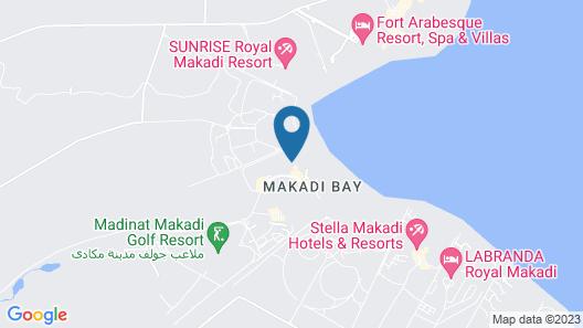 Jaz Makadina Map