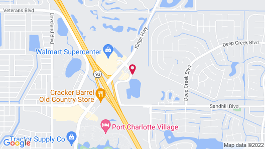 Holiday Inn Express & Suites Port Charlotte, an IHG Hotel Map
