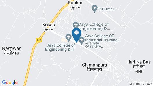 Umaid Haveli Hotel & Resorts Map