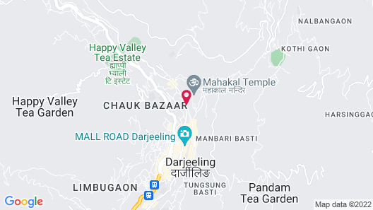 MAYFAIR Darjeeling Map