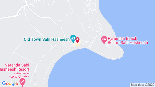 SUNRISE Romance Resort -Grand Select (Adults Only) Map