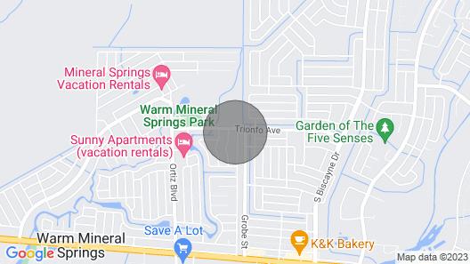 Granada Gates Lodge, Wi-Fi, A/C, near Gulf Beaches Map
