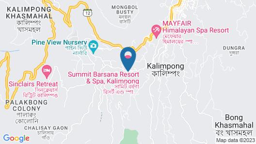Pinetree Spa Resort Map
