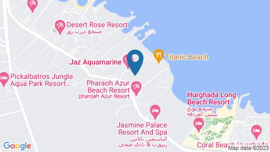 Titanic Palace & Aqua Park Map
