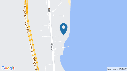 Beach Albatros Resort - All Inclusive - Families & Couples Only Map