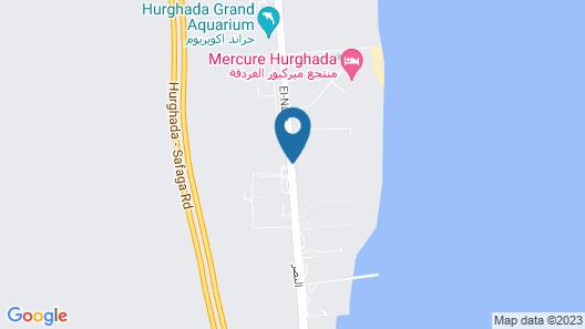 Aqua Vista Resort - Families & Couples Only Map