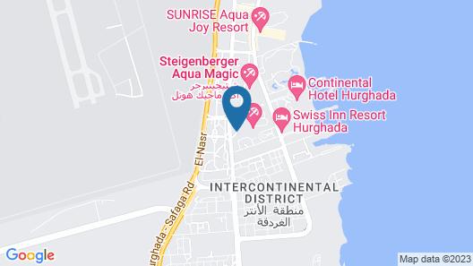 Royal Lagoons Resort & Aqua Park Map