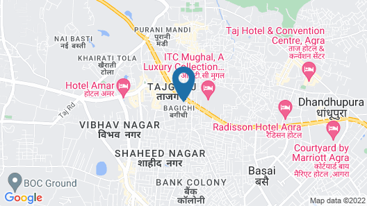 Tajview - IHCL SeleQtions Map