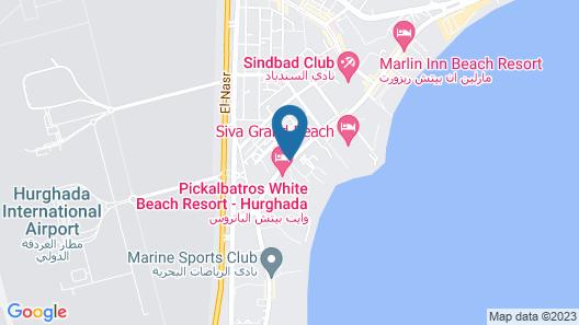 Giftun Azur Resort Map