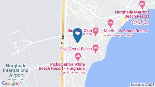 Villa Rayan Map