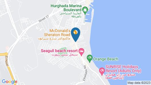 Le Pacha Resort Map