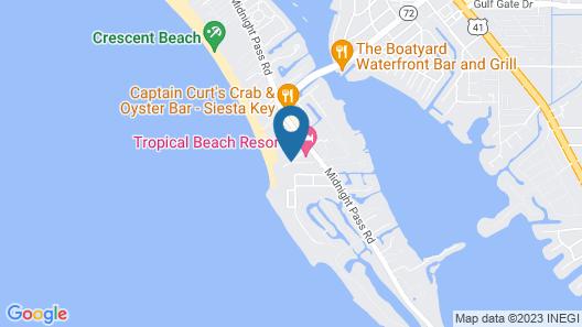 Sea Club V Beach Resort Map