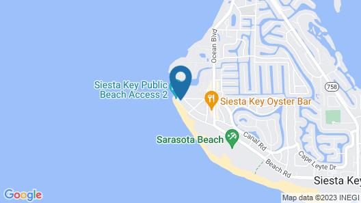 Fanta-Sea on the Beach (53 Beach Rd) by Beachside Management Map