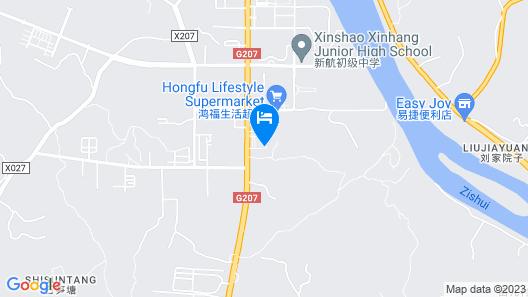 Shaoyang Huatian Hotel Map