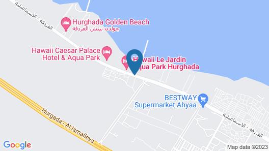 AMC Royal Hotel & Spa Map