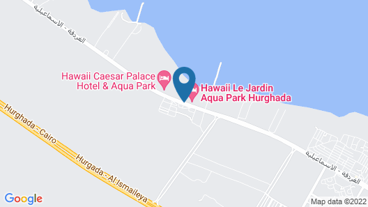 Hawaii Riviera Aqua Park Resort ( Families & Couples Only) Map