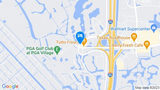 Perfect Drive Vacation Rentals Map