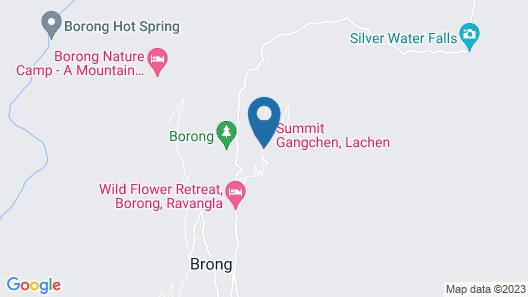 Summit Panghen Metok Hotel Map