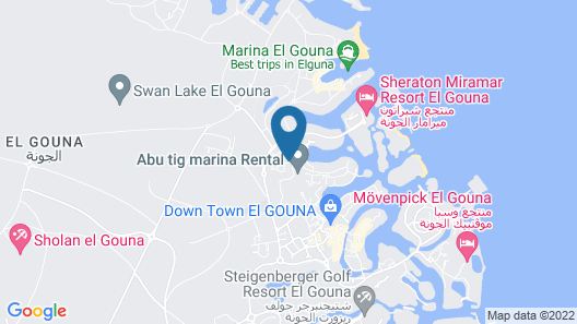 Extremely Private Villa With own Pool - Sleeps up to 9 Map