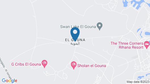 VESTA - El Gouna Residence Map