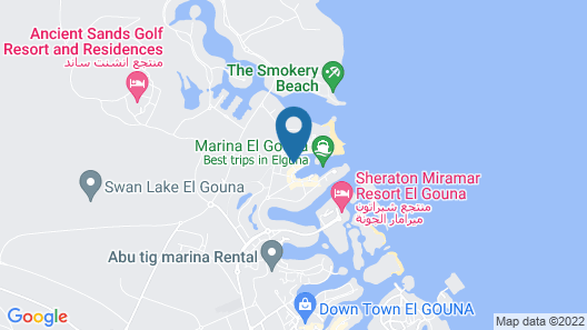 Turtle's Inn Map
