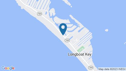 Cabana Beach Club by RVA Map